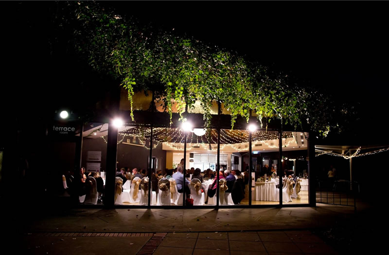 Read more about the article Adelaide Pavilion  :: Adelaide Wedding Reception Venue