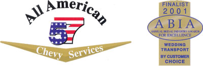All American 57 Chevy Services