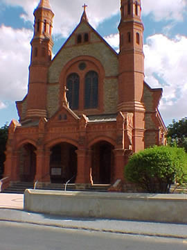St Peter & Paul Catholic Church